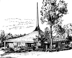 Worship Centre Sketch